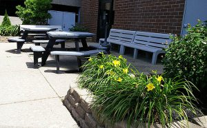 Patio - Washington Square, Painesville