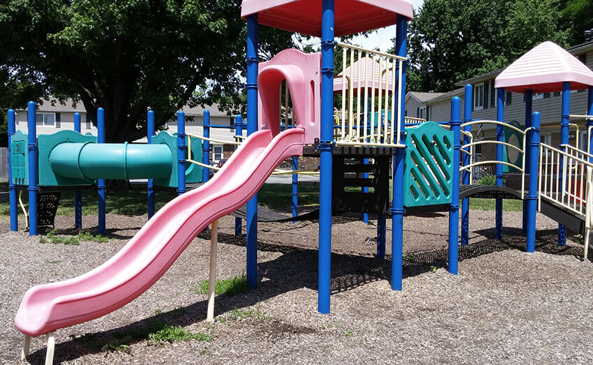 Playground at Woodlawn Homes