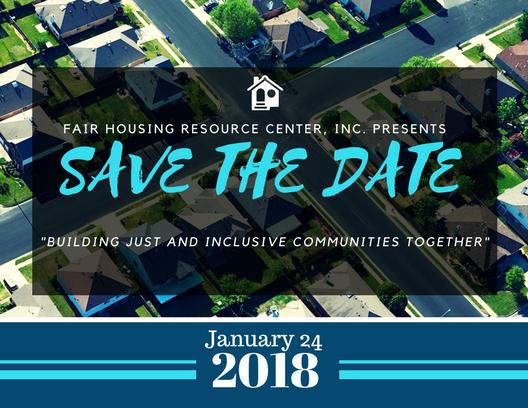Jan. 24 2018 Fair Housing Conference